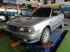 Suzuki baleno 1.6 1997 manual