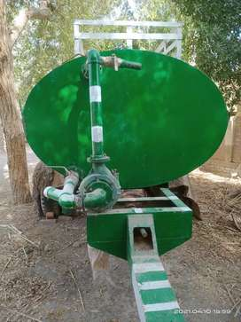 Water Tanker for Tractor