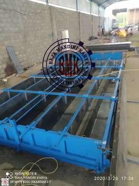 Cetakan panel beton ready