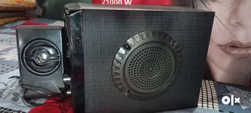 Sony buletooth speaker
