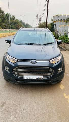 Ford Ecosport 2014 Diesel Well Maintained