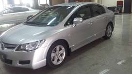Honda All New Civic 1.8 AT 2007