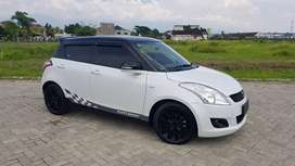 Suzuki Swift GX manual 2014 plat P bwi pajak baru on proses
