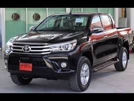Toyota Hilux (2016) Get On Easy Monthly Installment