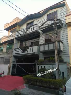 Ground portion is available for Rent in Ghouri Town