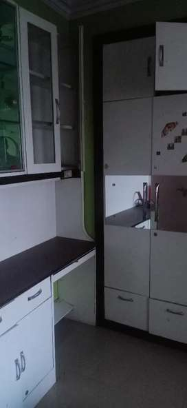 3bhk furnished flat near riims
