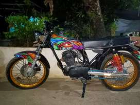 Honda GL CB tiger