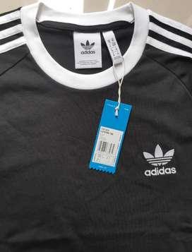 Adidas Original 3 Stripes Kaos