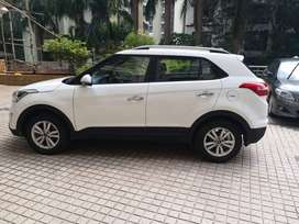 Hyundai Creta 1.6 SX, 2016, Petrol