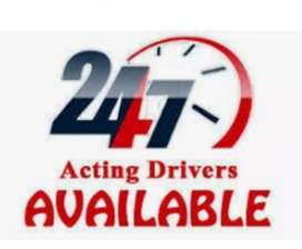 I am Car acting driver and personal car driving