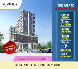 The Palace Jogja dekat UII Jogja cocok buat investasi