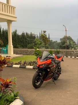 Kawasaki Ninja 250 MDP Orange