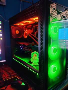 Gaming Rig For Sale Prize - 3 lakh
