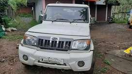 Mahindra Bolero Slx 2014 Diesel 45000 Km Driven
