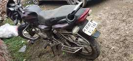 Very good condition bajaj discover 125 chd number 1st owner