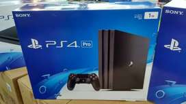 Ready CICILan Cepat DP700RB PS4 Sony PlayStation 4 Pro [1TB] New