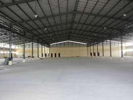 Gudang baru, kawasan industri tugu, siap pakai, lb 600054