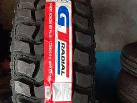 Ban GT Radial lebar 265/70 R17 Savero Komodo MT Plus Hilux Terrano