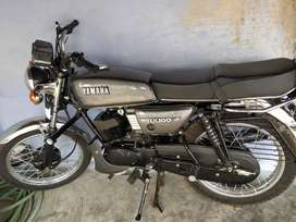 Suzuki samurai modifying Yamaha RX100...With all paper...