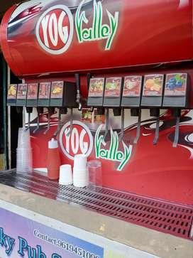 Yog velly pub soda machine