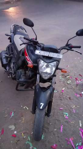 One handaly driven superb conditions bike