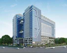 996 sq ft primiun office landmark building sindhubhavan road