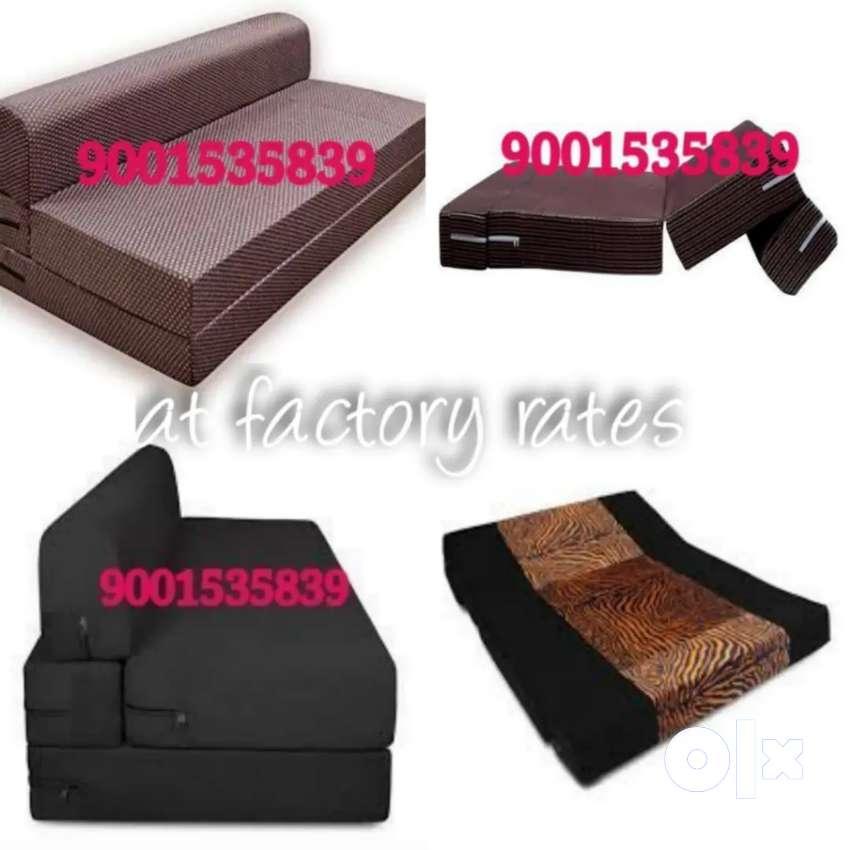 New branded folding sofa cum bed / bed cum sofa at banipark