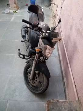 Good condition bike, rear tyre & battery new