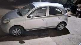 Nissan Micra 2011 keyless