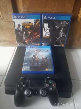Ps4 slim seri 21xx mulus