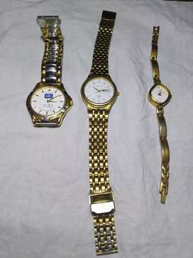 Excellent watches