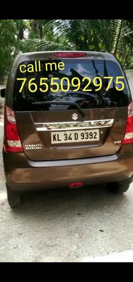 Maruti Suzuki Wagon R 2016 Petrol Good Condition