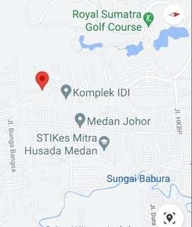 Dijual cepat Tanah di Komplek  IDI (ikatan dokter indonesia)
