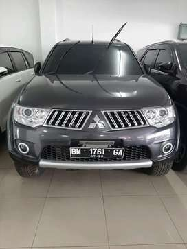 Pajero exceed thn 2010