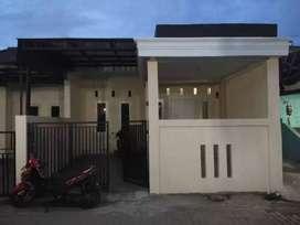 Rumah kampung samping jurang mangu barat bisa KPR luas tanah 99m