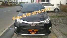 Toyota Calya G Manual (KM Low)