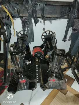 10 unit Suwing machine ambrela with payedan bhari vale