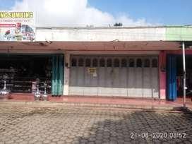 Ruko strategis dekat kampus Unsoed di jl. Prof Bunyamin, Purwokerto
