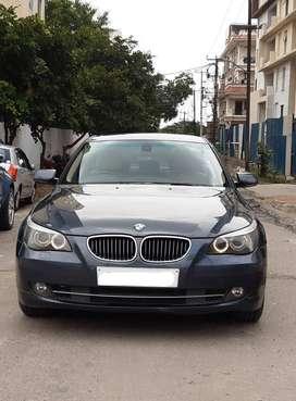 BMW 5 Series 2008 Automatic Petrol car 95000 Km Driven