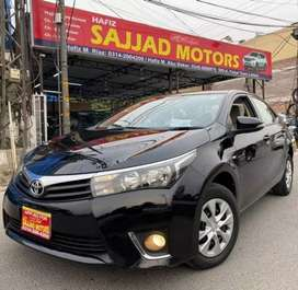 Toyota Corolla Gli 1.3 Model 2016 Manual