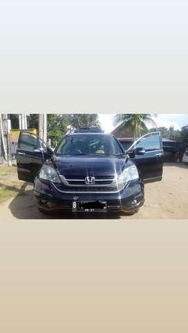 Honda Crv 2.4 -2011 Hitam