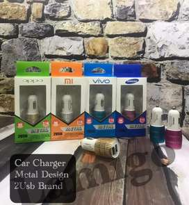 Car Charger 2usb 2.1A