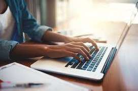 Typing job for people who want earn through their free time