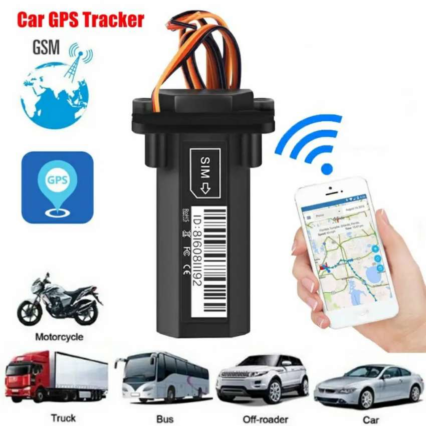MOTORCYCLE TREKAR Security Lock Engine Control on Mobile pta approved 0