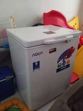 Freezer box untuk ASI