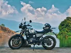 Himalayan BS4-9,800Kms, 2019 Model