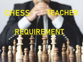 Teach CHESS from home in your free time