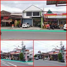 Dijual Ruko dan Tempat Usaha di Jl Godean Km 5 Dalam Ringroad Sleman