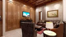 3 BHK Apartment In Airport Road In Zirakpur