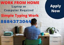 No targets and time limits. Data entry jobs with weekly payment.